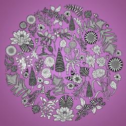 Blomsterlila
